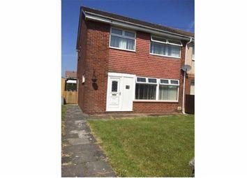 Thumbnail 3 bed semi-detached house for sale in Lon Einon, Swansea
