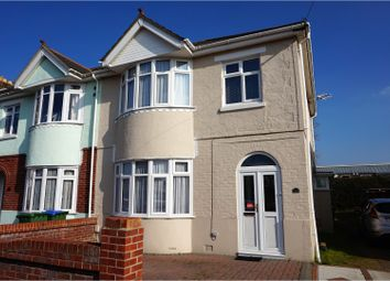 Thumbnail 3 bed semi-detached house for sale in Jubilee Road Portchester, Fareham