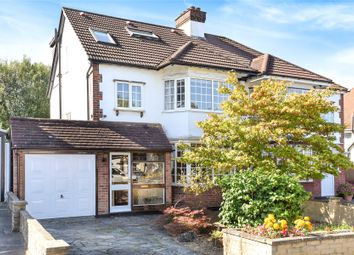 Thumbnail 5 bed semi-detached house for sale in Highfield Drive, West Wickham