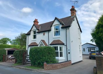 Thumbnail 4 bed detached house for sale in Rumbush Lane, Earlswood, Solihull