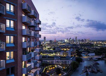 Thumbnail 1 bedroom flat for sale in 20-22 Gillender Street, London, Bow Creek