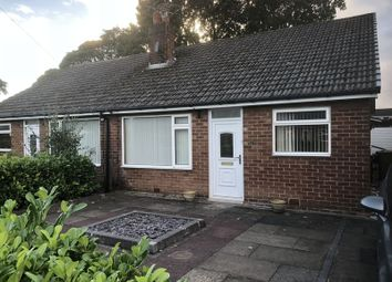 Thumbnail 2 bed bungalow to rent in Talbot Drive, Euxton, Chorley