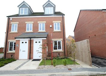 Thumbnail 3 bed semi-detached house for sale in Moorhouse Drive, Thurcroft, Rotherham