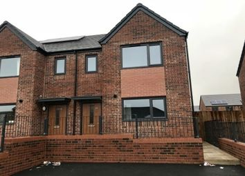 Thumbnail 3 bed semi-detached house to rent in Bennet Street, West Gorton