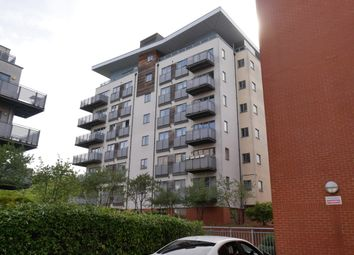 Thumbnail 1 bed flat to rent in Aqua House / Agate Close, London