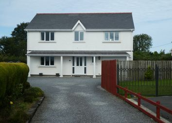4 bed detached house for sale in Maes Iwan, Ffosyffin, Aberaeron SA46