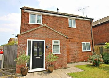 Thumbnail 3 bed detached house for sale in Jose Neville Close, Caister-On-Sea, Great Yarmouth