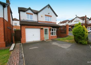 Thumbnail 4 bed detached house for sale in Arundel Walk, Wingate