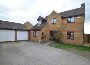 Thumbnail 4 bedroom detached house for sale in Cartmel Close, Bletchley, Milton Keynes