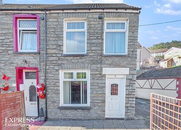 Thumbnail 2 bed end terrace house for sale in Foundry Terrace, Mountain Ash, Mid Glamorgan