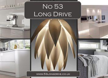 Thumbnail 2 bedroom flat for sale in Long Drive, Ruislip