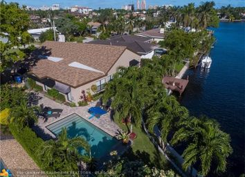 Thumbnail 4 bed property for sale in 2200 Ne 16th Ct, Fort Lauderdale, Fl, 33305