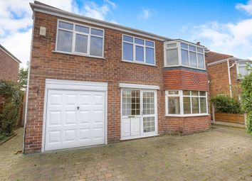 Thumbnail 4 bed detached house for sale in Longnor Road, Hazel Grove, Stockport