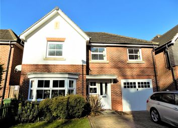 Thumbnail 4 bed detached house to rent in Haskins Gardens, Farnborough