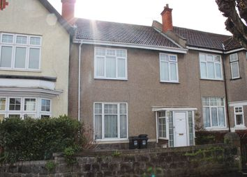 Thumbnail 1 bed flat to rent in Quantock Road, Weston-Super-Mare, North Somerset
