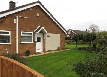 Thumbnail 2 bed semi-detached bungalow for sale in Carter Avenue, Rainford, St. Helens