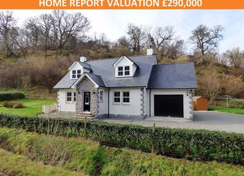 Thumbnail 4 bed detached house for sale in Gairloch