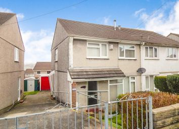 Thumbnail 3 bed property for sale in Mansel Road, Bonymaen, Swansea