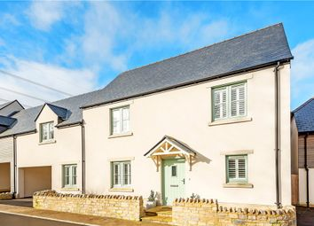 Thumbnail 4 bed link-detached house for sale in Lorton Park, Weymouth, Dorset