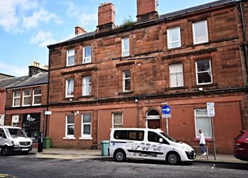 Thumbnail 1 bed flat for sale in Kyle Street, Ayr