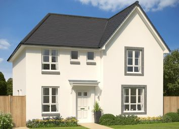 "Thumbnail 4 bed detached house for sale in ""Balmoral"" at Charolais Lane, Huntingtower, Perth"