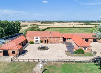 Thumbnail 6 bed barn conversion for sale in Fenton Road, Stubton, Newark, Nottinghamshire