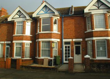 Thumbnail 3 bed terraced house to rent in St. Winifred Road, Folkestone