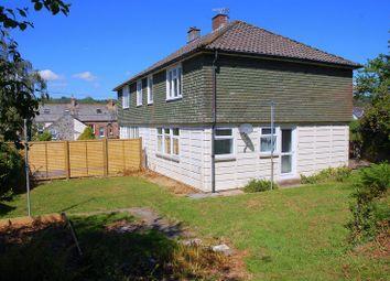 Thumbnail 4 bed semi-detached house for sale in Cott Villas, Cott Road, Lostwithiel