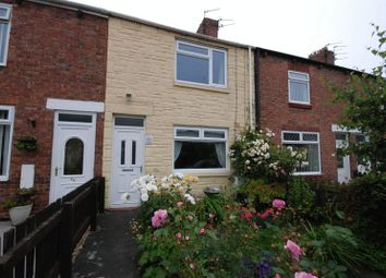 Thumbnail 2 bed terraced house for sale in Hawthorn Road, Ashington