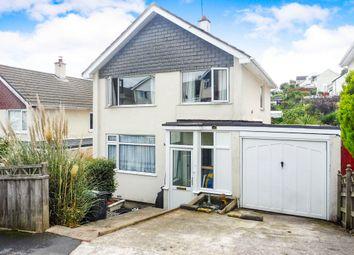 Thumbnail 3 bedroom detached house for sale in Elsdale Road, Paignton
