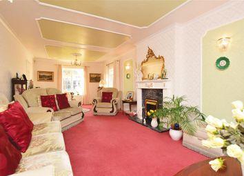 Thumbnail 4 bedroom detached house for sale in Westcourt Lane, Shepherdswell, Dover, Kent