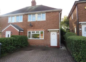 3 bed semi-detached house for sale in Overdale Road, Quinton, Birmingham B32
