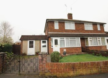 Thumbnail 2 bed semi-detached house to rent in St. Davids Close, Farnborough