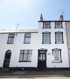 Thumbnail 4 bed terraced house for sale in Garth Road, Bangor, Gwynedd