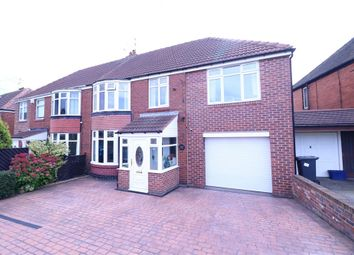 Thumbnail 4 bed semi-detached house for sale in Renishaw Avenue, Grange Estate, Rotherham, South Yorkshire
