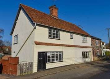 Thumbnail 2 bed end terrace house for sale in The Endway, Great Easton, Dunmow