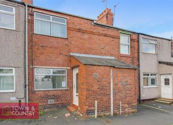 Thumbnail 3 bed terraced house for sale in Princes Street, Connahs Quay, Deeside, Flintshire