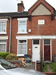 Thumbnail 3 bed terraced house for sale in Gibson Street, Tunstall, Stoke-On-Trent