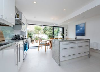 Thumbnail 5 bed terraced house for sale in Marney Road, Battersea, London