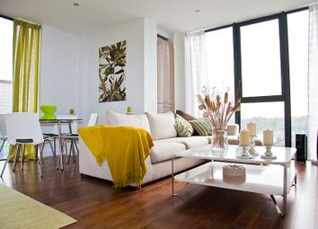 Thumbnail 2 bedroom flat to rent in Masons Avenue, Croydon