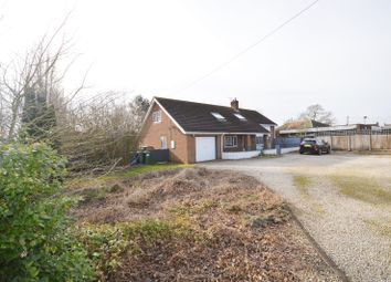 Thumbnail 3 bed detached house for sale in Lincoln Road, Torksey Lock, Lincoln