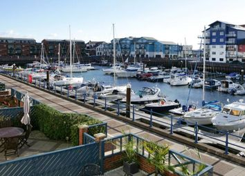 Thumbnail 4 bedroom terraced house for sale in Cutters Wharf, Shelly Road, Exmouth, Devon