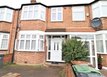 Thumbnail 3 bedroom terraced house to rent in Grove Road, Chingford