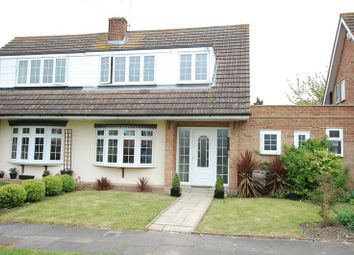 Thumbnail 3 bed semi-detached house for sale in The Green, Orsett, Grays