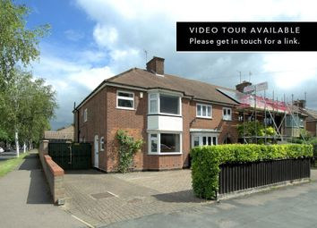 Thumbnail 3 bed semi-detached house for sale in Cherry Hinton Road, Cambridge