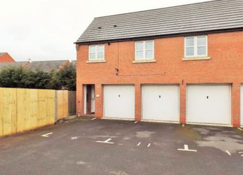 Thumbnail 2 bed town house for sale in Greenshank Road, Warsop Vale, Mansfield