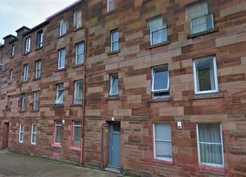 Thumbnail 1 bed flat for sale in Robert Street, Port Glasgow