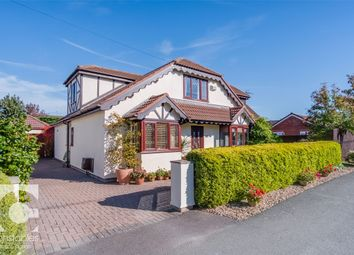 Thumbnail 4 bed detached house for sale in Quayside, Little Neston, Neston, Cheshire