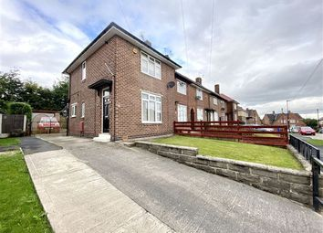 Thumbnail 2 bed end terrace house for sale in Mauncer Crescent, Woodhouse, Sheffield