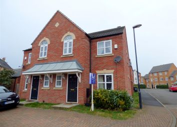 Thumbnail 3 bed semi-detached house to rent in Pacific Way, Derby
